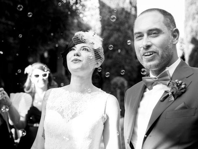 Il matrimonio di Roberto e Nadia a Grottaferrata, Roma 32