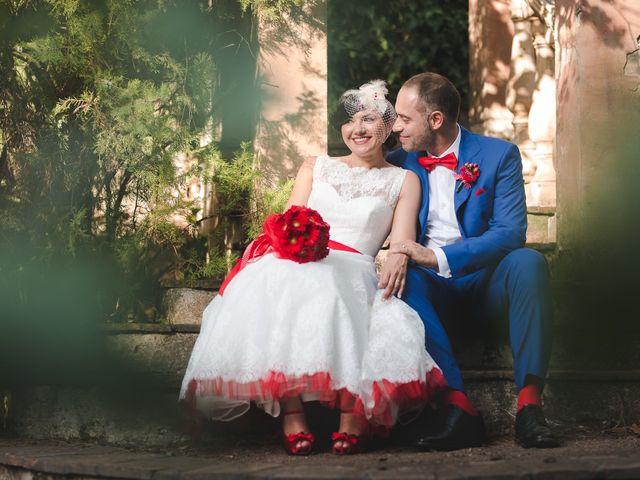 Il matrimonio di Roberto e Nadia a Grottaferrata, Roma 36