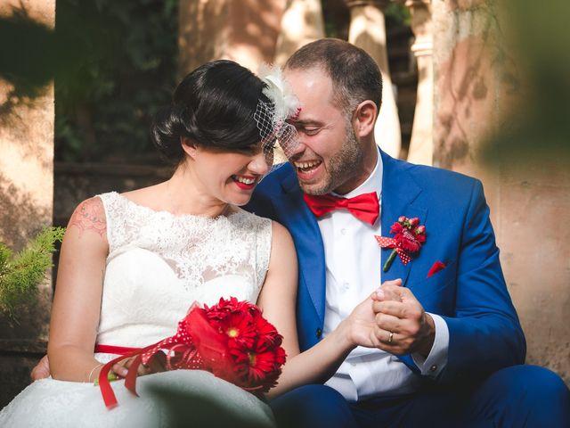 Il matrimonio di Roberto e Nadia a Grottaferrata, Roma 37
