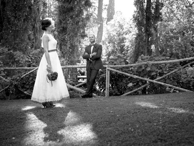 Il matrimonio di Roberto e Nadia a Grottaferrata, Roma 39