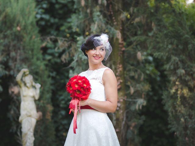 Il matrimonio di Roberto e Nadia a Grottaferrata, Roma 48