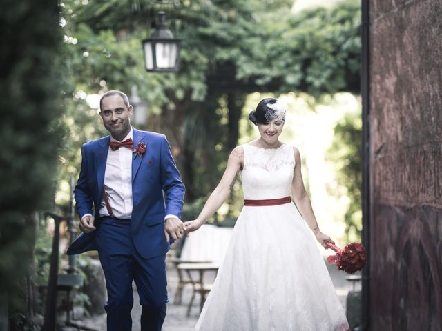 Il matrimonio di Roberto e Nadia a Grottaferrata, Roma 50