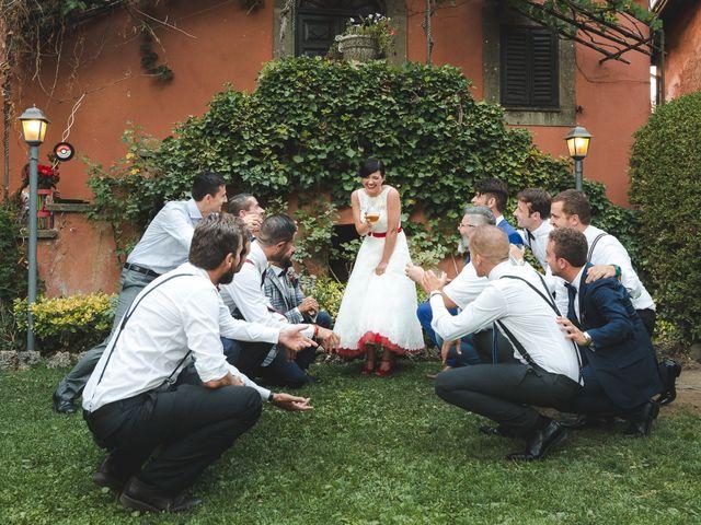 Il matrimonio di Roberto e Nadia a Grottaferrata, Roma 53