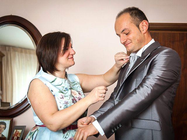 Il matrimonio di Davide e Elena a Casalgrande, Reggio Emilia 2