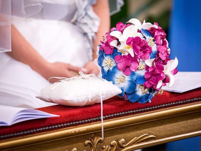 Il matrimonio di Davide e Elena a Casalgrande, Reggio Emilia 9