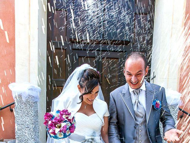 Il matrimonio di Davide e Elena a Casalgrande, Reggio Emilia 10
