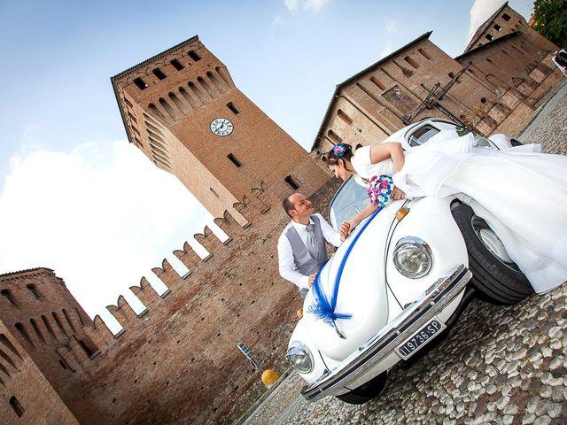 Il matrimonio di Davide e Elena a Casalgrande, Reggio Emilia 14
