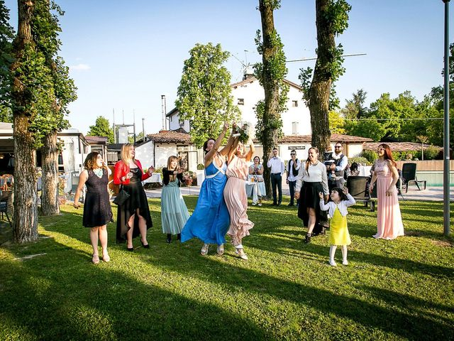 Il matrimonio di Davide e Elena a Casalgrande, Reggio Emilia 22