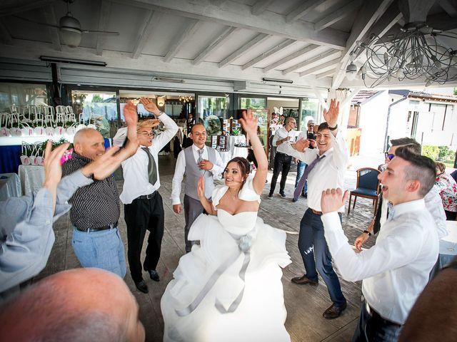 Il matrimonio di Davide e Elena a Casalgrande, Reggio Emilia 23