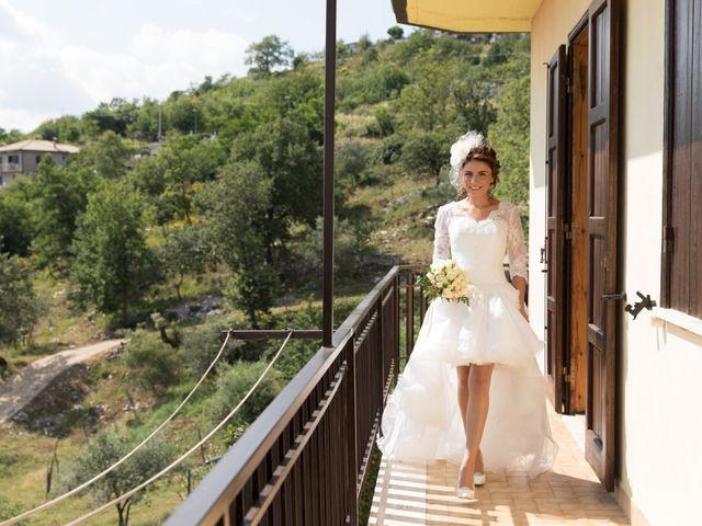 Il matrimonio di Marco e Marianna a Frosinone, Frosinone 27