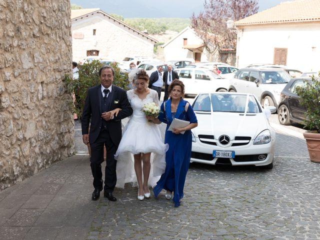 Il matrimonio di Marco e Marianna a Frosinone, Frosinone 34