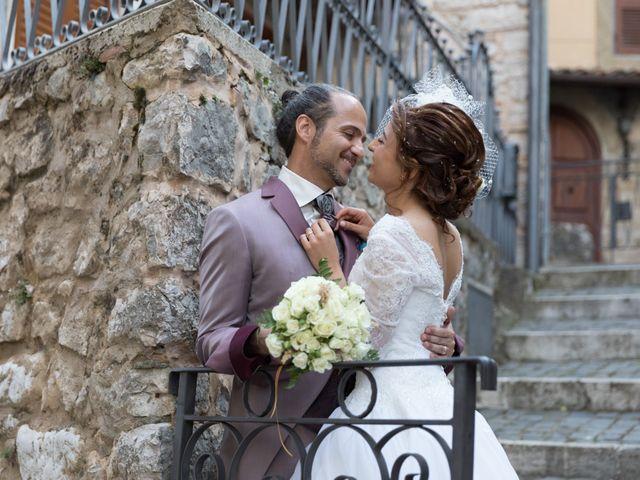 Il matrimonio di Marco e Marianna a Frosinone, Frosinone 48