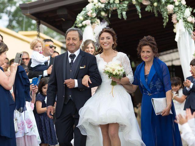 Il matrimonio di Marco e Marianna a Frosinone, Frosinone 75
