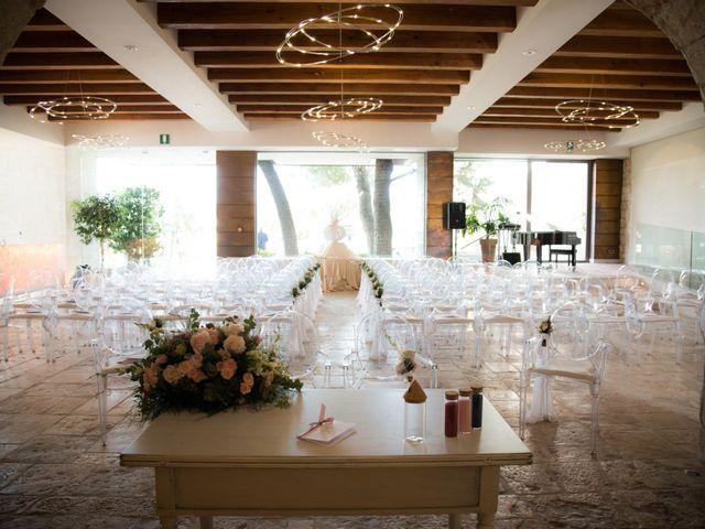 Il matrimonio di Onofrio e Alessandra a Polignano a Mare, Bari 9