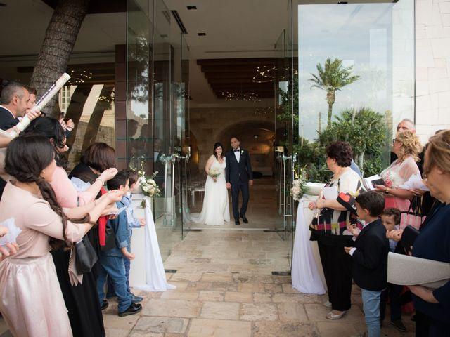 Il matrimonio di Onofrio e Alessandra a Polignano a Mare, Bari 15