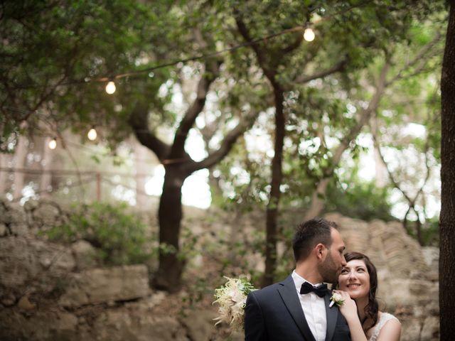 Il matrimonio di Onofrio e Alessandra a Polignano a Mare, Bari 17