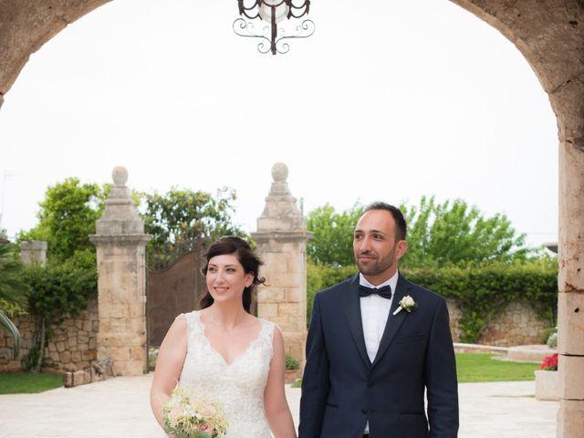 Il matrimonio di Onofrio e Alessandra a Polignano a Mare, Bari 19