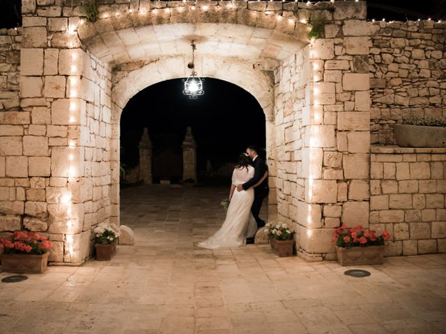 Il matrimonio di Onofrio e Alessandra a Polignano a Mare, Bari 20