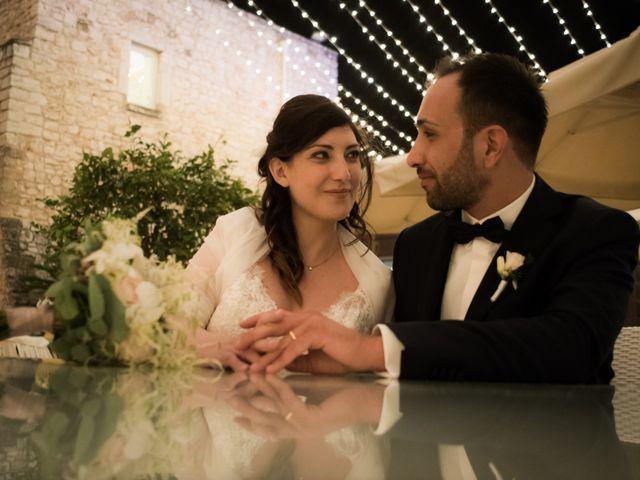 Il matrimonio di Onofrio e Alessandra a Polignano a Mare, Bari 21