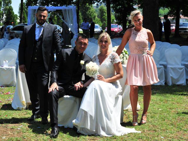 Il matrimonio di Enzo e Virginia a Melazzo, Alessandria 2