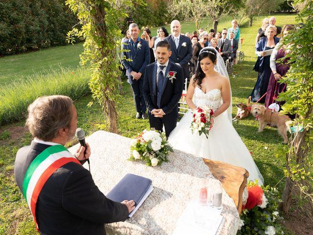 Il matrimonio di Stefano e Jane a Roma, Roma 37