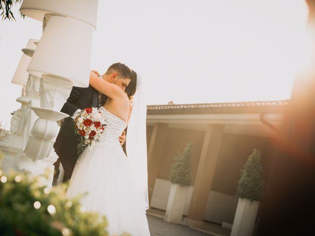 Il matrimonio di Stefano e Jane a Roma, Roma 53
