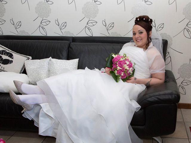 Il matrimonio di Gerardo e Sonia a Rovello Porro, Como 7