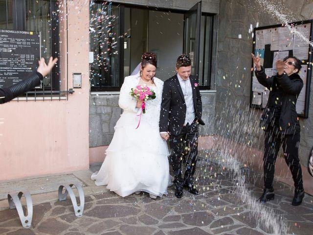 Il matrimonio di Gerardo e Sonia a Rovello Porro, Como 16