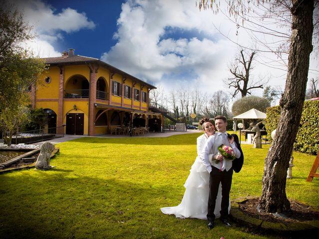 Il matrimonio di Gerardo e Sonia a Rovello Porro, Como 25