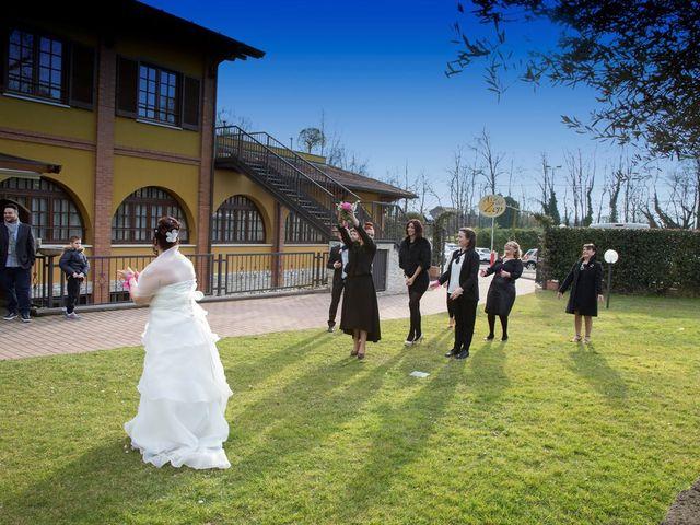 Il matrimonio di Gerardo e Sonia a Rovello Porro, Como 33