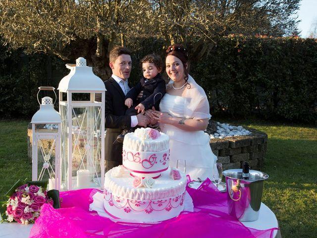 Il matrimonio di Gerardo e Sonia a Rovello Porro, Como 39
