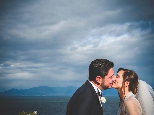Il matrimonio di Claudio e Valentina a Napoli, Napoli 42