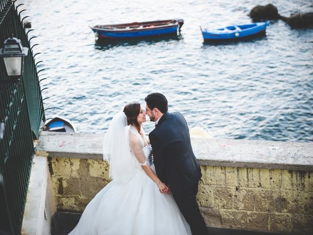 Il matrimonio di Claudio e Valentina a Napoli, Napoli 45