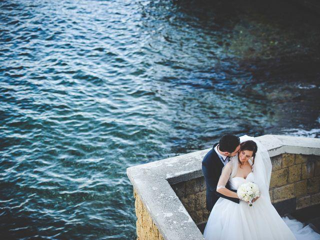 Il matrimonio di Claudio e Valentina a Napoli, Napoli 1