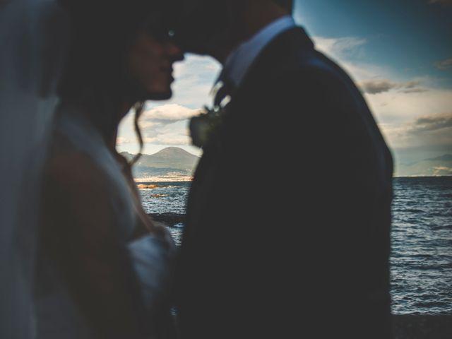 Il matrimonio di Claudio e Valentina a Napoli, Napoli 47
