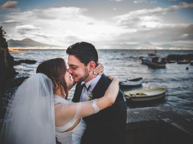 Il matrimonio di Claudio e Valentina a Napoli, Napoli 48