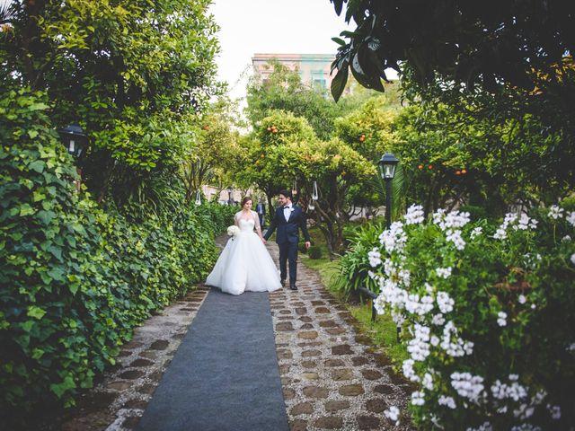 Il matrimonio di Claudio e Valentina a Napoli, Napoli 51