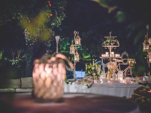 Il matrimonio di Claudio e Valentina a Napoli, Napoli 71