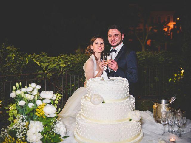 Il matrimonio di Claudio e Valentina a Napoli, Napoli 73