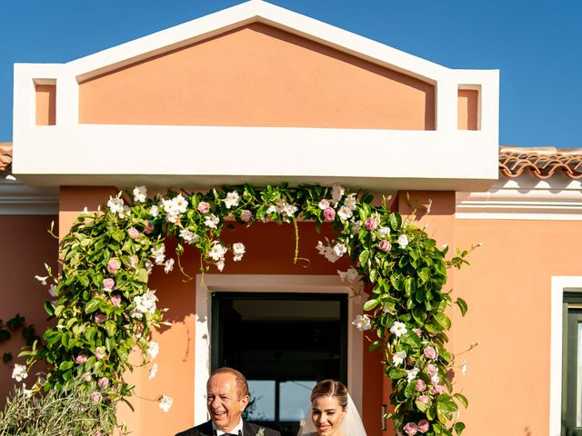 Il matrimonio di Mattia e Grazia a Orosei, Nuoro 7