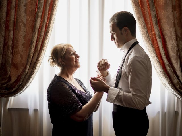 Il matrimonio di Mattia e Grazia a Orosei, Nuoro 9