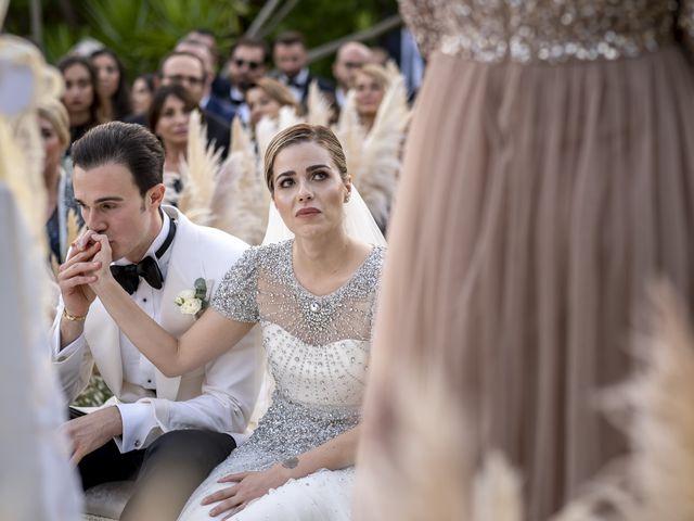 Il matrimonio di Mattia e Grazia a Orosei, Nuoro 18