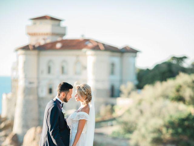 Il matrimonio di Lorenzo e Victoria a Livorno, Livorno 17