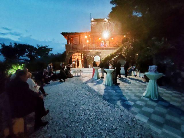 Il matrimonio di Matteo e Aldina a Ortonovo, La Spezia 3