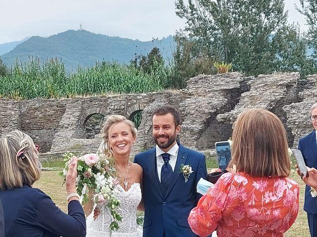 Il matrimonio di Matteo e Aldina a Ortonovo, La Spezia 4