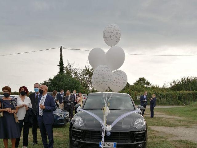 Il matrimonio di Matteo e Aldina a Ortonovo, La Spezia 5