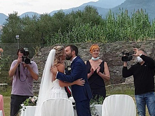 Il matrimonio di Matteo e Aldina a Ortonovo, La Spezia 6