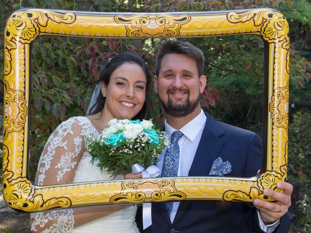 Le nozze di Lorenzo e Giulia