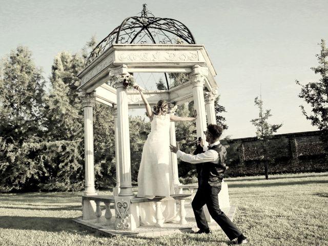 Il matrimonio di Angelo e Flavia a Brescia, Brescia 19
