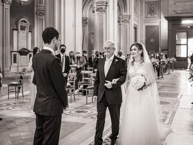 Il matrimonio di Silvia e Marco a Roma, Roma 27